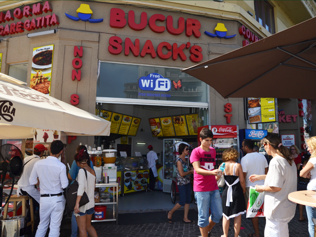 Implementarea solutiei SmartCash in magazine alimentare si restaurante tip fast-food