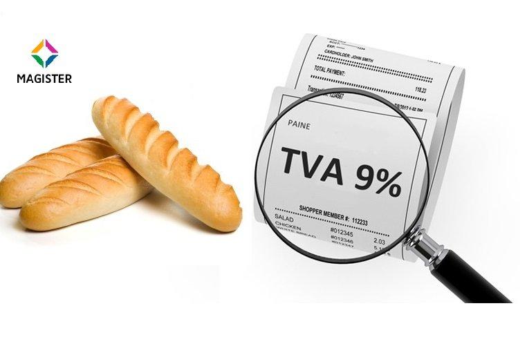 modificare TVA panificatie smartcash