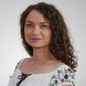 Fotografia de profil Mariana